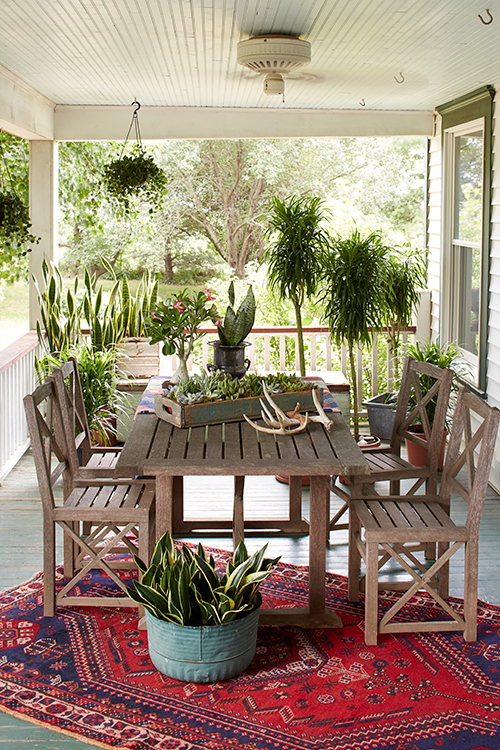 Porchscaping Southwestern Style Costa Farms